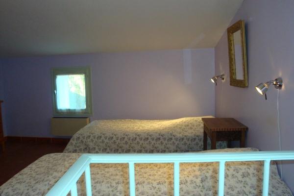 Chambre appartement Santoline