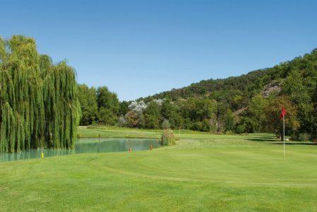 Golf , domaine des sources